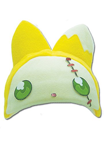 Moon Phase Hazuki Cat Fleece Cap