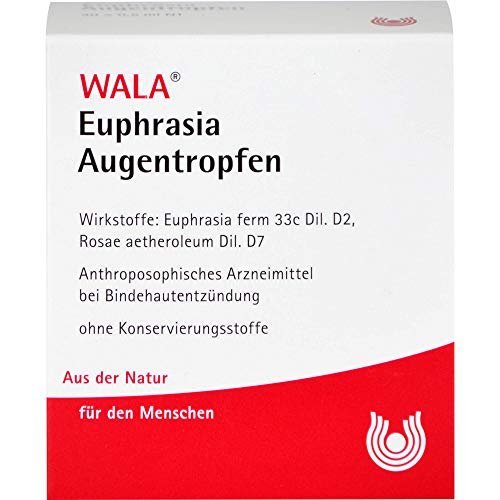 Wala Heilmittel GmbH WALA Euphrasia Bild