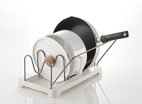 Richell(リッチェル)「トトノ 引き出し用 鍋フライパンスタンド 10011-0」