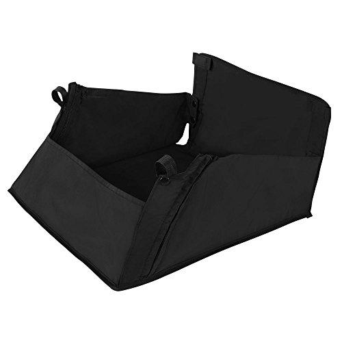 Maclaren Techno XLR Shopping Backet - Ein austauschbarer Einkaufskorb, der sicher auf die Basis der Techno XLR-Buggys passt. Erhältlich in schwarz PM1Y230012
