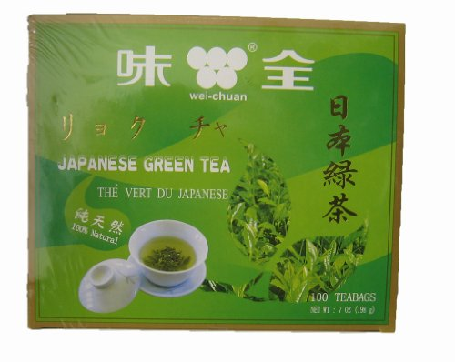 Japanese Green Tea (100 Tea Bags)