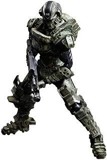 Square-Enix Star Ship Trooper Invasion Hero Play Arts Kai Action Figure