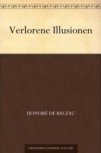 Couverture du livre Verlorene Illusionen (German Edition)