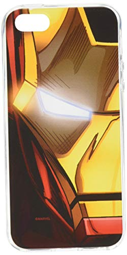 Ert Group MPCIMAN7247 Custodia per Cellulare Iron Man 021 iPhone 5/5S/SE