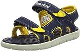 Timberland Perkins Row 2-Strap, sandale junior Descubierta Unisex niños, Azul (Black Iris), 34 EU