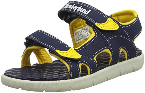 Junior Timberland Perkins Row 2-Strap Sandales Bout Ouvert Mixte Enfant