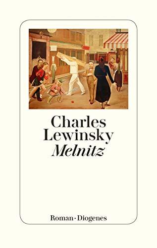 Buchseite und Rezensionen zu 'Melnitz' von Charles Lewinsky
