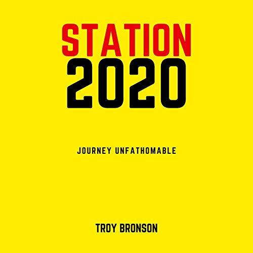 『Station 2020』のカバーアート
