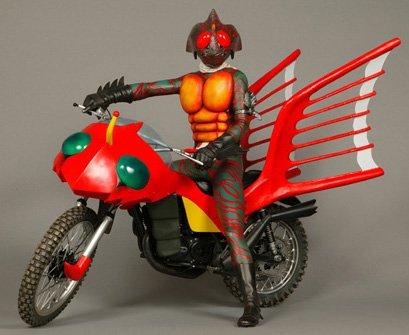 Rainbow Master Works 仮面ライダーアマゾン&ジャングラー号