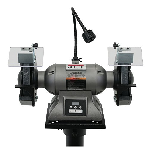 Jet IBG-8VS 8-Inch Variable Speed Industrial Grinder