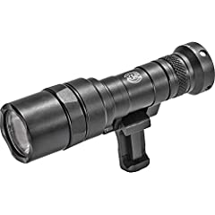 SureFire Low-Profile Mount (LPM) greatly enhances versatility, allowing the user to mount the Mini Scout Light Pro in the optimal position on any MIL-STD-1913 or M-LOK rail Virtually indestructible ultra-high-output LED generates 500 lumens of blindi...