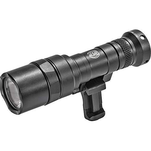SureFire Mini Scout Light Pro Compact LED WeaponLight, Black (M340C-BK-PRO)