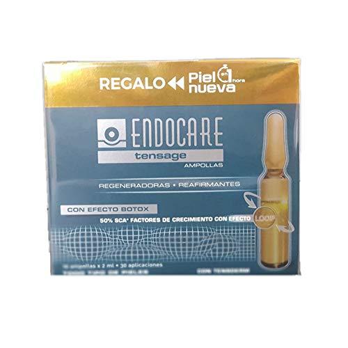 Endocare - Tensage Ampollas Regeneradoras Y Reafirmantes