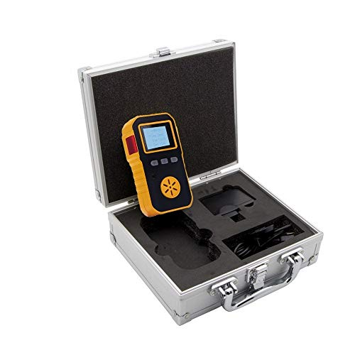 no-branded Ozon-Gas-Detektor Gas-Leck-Monitor mit Ton Licht Shock Alarm Digital-O3 Meter Luft Gas Analyzer Sensor Tester XXYHYQHJD