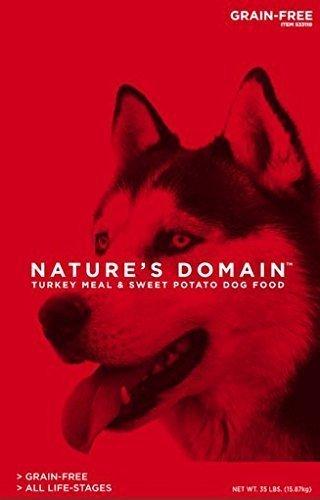 Kirklans Signature Nature'S Domain Turkey Dog Food, 35 Lb