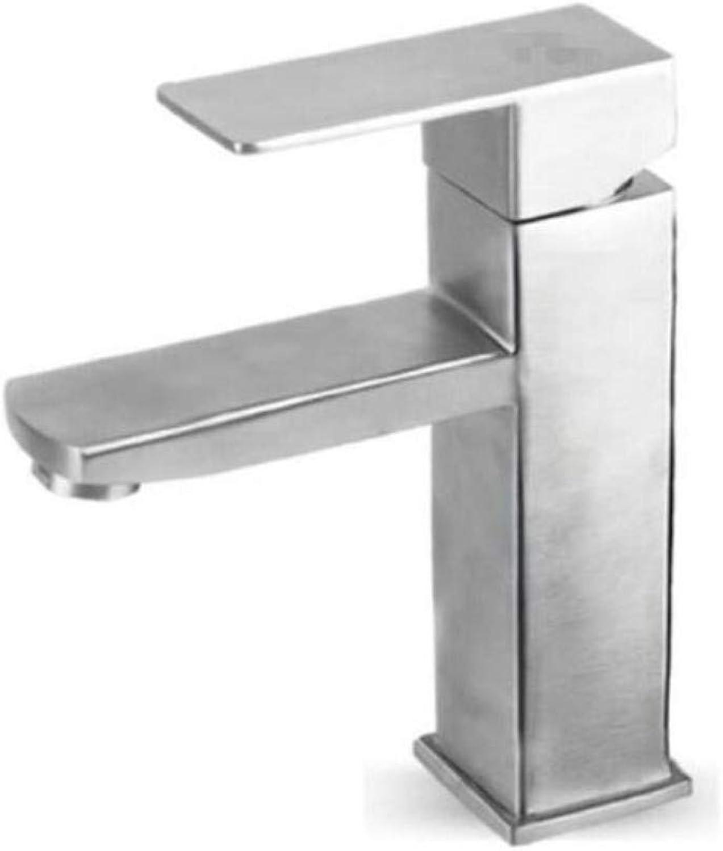 Taps Kitchen Sinktaps Mixer Swivel Faucet Sink Faucet Basin Cold and Hot Basin Faucet Single Hole