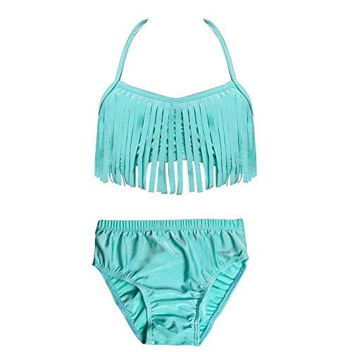 HOSD niños Traje de baño de Sirena Traje de baño de Cola de Sirena Traje de Sirena Traje de baño Bikini Traje de baño Femenino