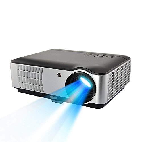 Proyector Rd-806 2500 Lumen 1280800 Full HD LED 3D Cine En Casa Proyectores Projector Proyector 2Hdmi 2USB TV AV