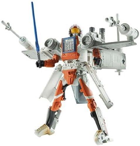 comprar nuevo barato Star Wars Transformers Transformers Transformers Luke Skywalker   X-Wing Fighter (japonesas Importaciones)  liquidación hasta el 70%