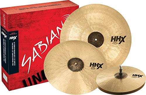 3. Sabian HHX Complex Performance Set