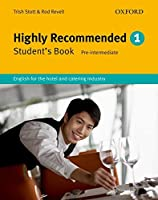 Highly Recommended: English for the Hotel And Catering Industry (Highly Recommended, New Edition)
