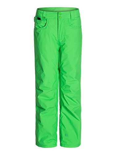 Quiksilver Jungen Snowboard Hose State Y Pants, Poison Green, S