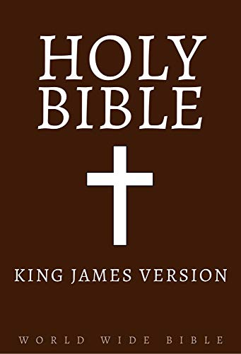 King James: Study Bible Old and New Testaments KJV (Annotated) (English Edition)