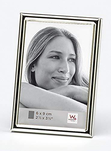 Walther design WD069S Chloe Portraitrahmen 6x9 cm, silber