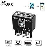 MUXAN Traceur GPS pour Voitures Auto Moto Suivi en Temps réel et GPS Tracker étanche OBD GSM/GPRS/SMS Tracker TK816