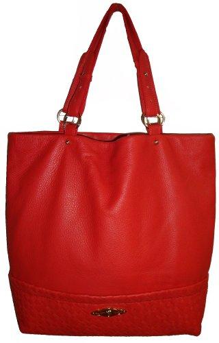 Elliott Lucca Women's Cartagena Handbag, Cayenne