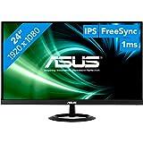 ASUS VX279HG 68,6 cm (27 Zoll) Monitor (VGA, HDMI, Full HD, 5ms Reaktionszeit (1ms MPRT), 75Hz) schwarz