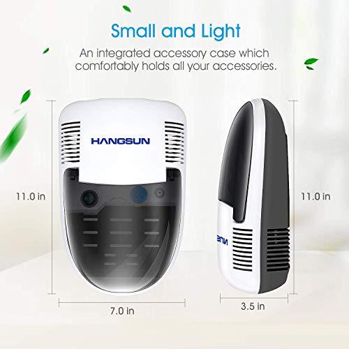 41Q5YtiNu7L - Hangsun Inhalador Nebulizador Electrico CN680 Compresor Bebe Adulto Para Inhalación De Medicamentos Líquidos