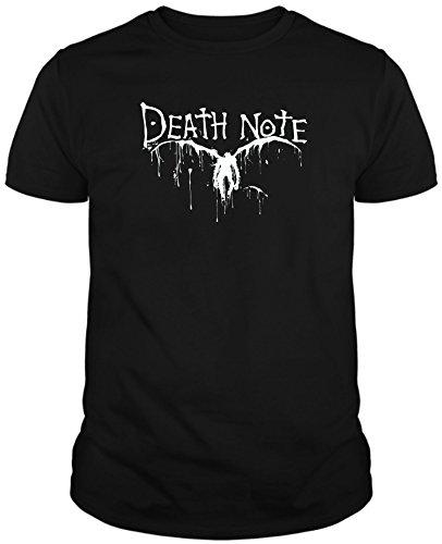 Camiseta de Hombre Death Note Manga Animme Ryuk Yagami M