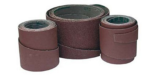 Jet Performax 60-1180 Ready to Wrap Abrasive Strips for Performax 10-20 Plus Drum Sander 180 Grit 6 wraps in a box