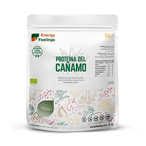 Energy Feelings Proteína de Cáñamo Eco - 500 gr