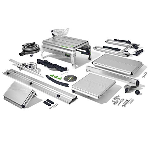 Festool Sierra de mesa CS 50 EBG Set PRECISIO – 574772