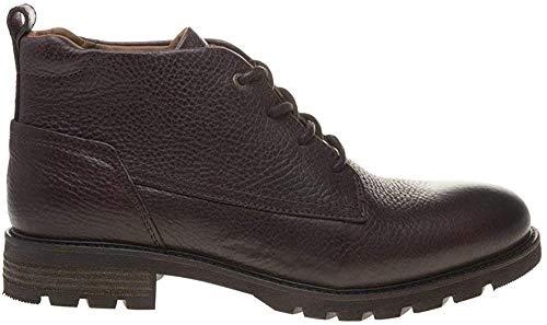 Tommy Hilfiger Herren Winter Shearling Lining Boot Klassische Stiefel, Braun (Coffee Bean 212), 41 EU