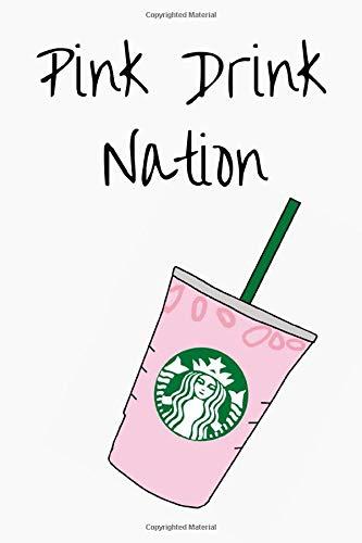 Pink Drink Nation tiktoker's notebook