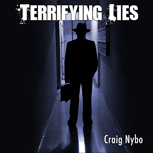 Terrifying Lies audiobook cover art