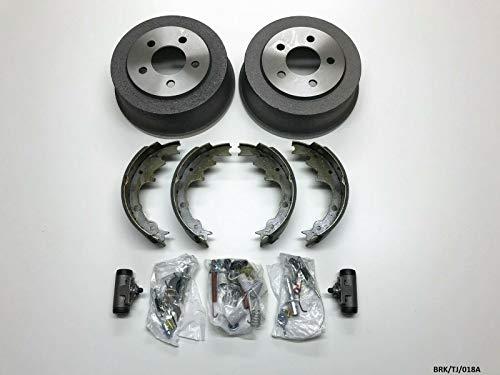 Carlson kit de réparation de freins arrière Grand Cherokee 03/09/2000–2001 tambours 22,9 cm