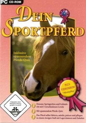 Dein Sportpferd, CD-ROMInklusive spannendem Pferde-Quiz. Für Windows