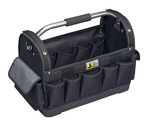 Allit 1.216.939,4cm McPlus Bag C 45,7cm Werkzeug Tasche, Schwarz/Silber