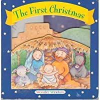 First Christmas Board 0882717014 Book Cover