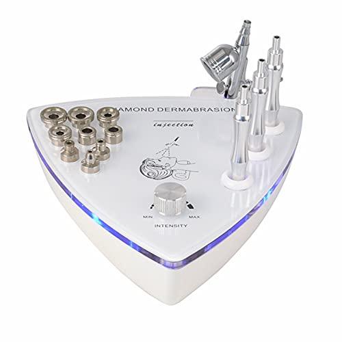 Máquina de microdermoabrasión Skin Beauty Machine Diamond para cuidado facial para rejuvenecer la piel y eliminar las arrugas