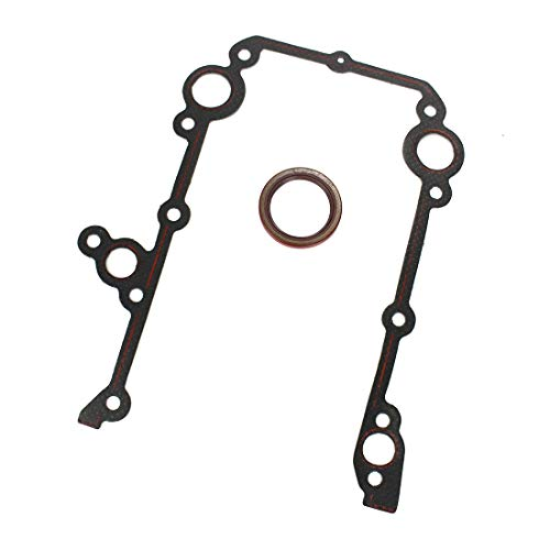 DNJ TC1180 Timing Cover Gasket for 1994-2003 / Dodge/Ram 3500/8.0L / OHV / V10 / 20V / 488cid
