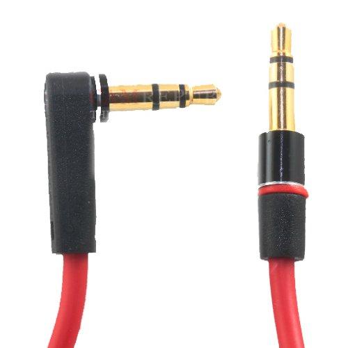 Cavo Cable audio jack sostituzione per cuffie monster beats studio solo by dr dre 1.2m nuovo
