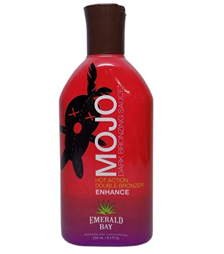 Emerald Bay Mojo Hot Action Double Bronzer Enhance 250ml