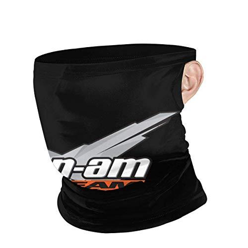 Can-Am Spyder Unisex Anti-Staub-Mundschutz, Sport hängendes Ohr Winddichter Gesichtsschutz für Jugendliche