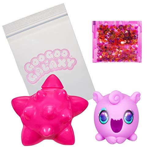 Goo Goo Galaxy Goo Critter in Star Capsule with Glitter Goo Craft Activity