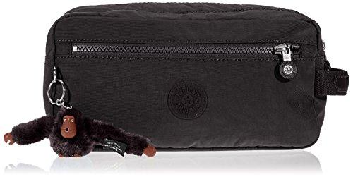 Kipling AGOT Kulturtasche, 26 cm, 3 Liter, True Black